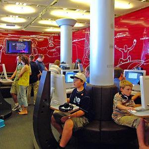 Интернет-кафе Старой Купавны