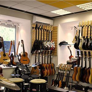 Музыкальные магазины Старой Купавны