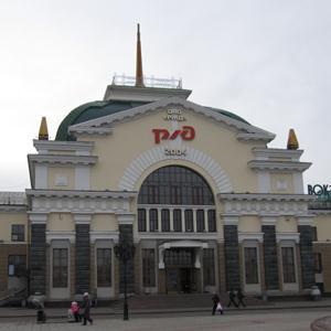 Железнодорожные вокзалы Старой Купавны